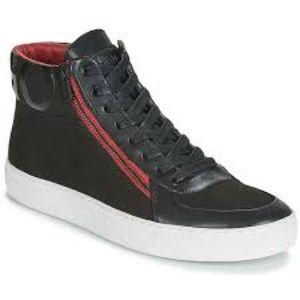 HUGO Futurism High Top Trainers Sneaker